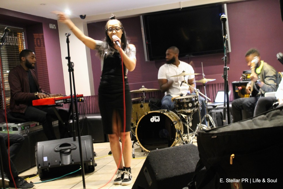 Genie Marie Life & Soul Bristol 090417 E. Stellar PR