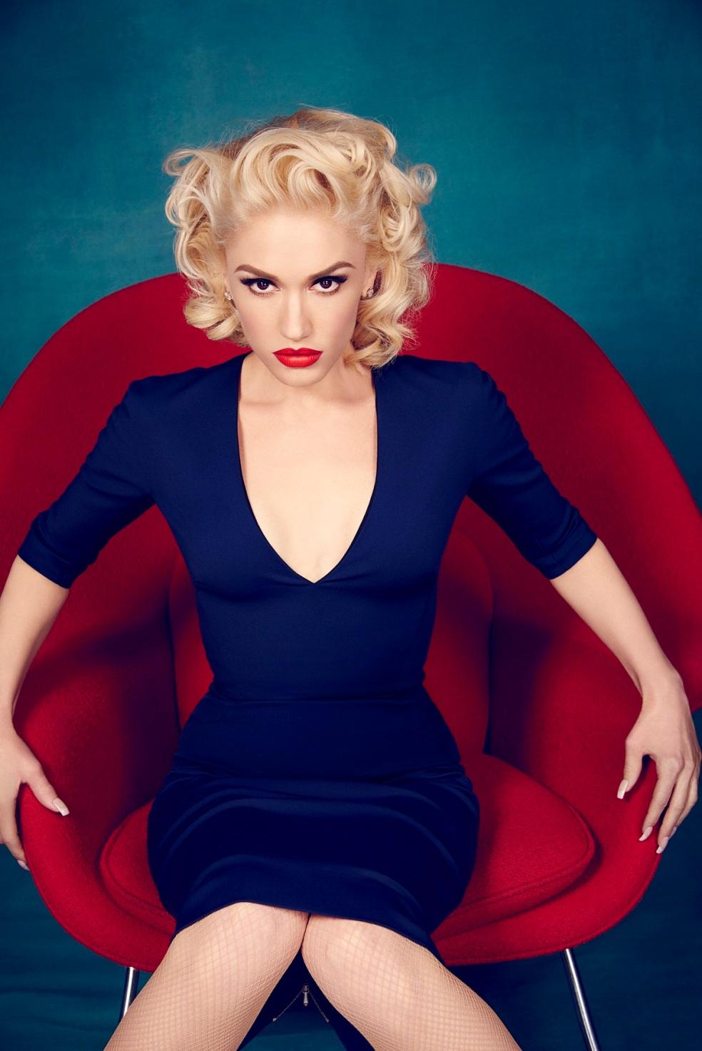 Gwen Stefani by Jamie Nelson 01
