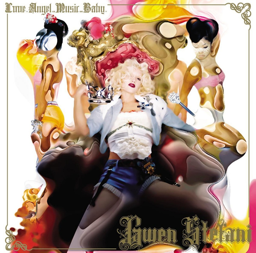 Gwen Stefani - Love. Angel. Music. Baby.