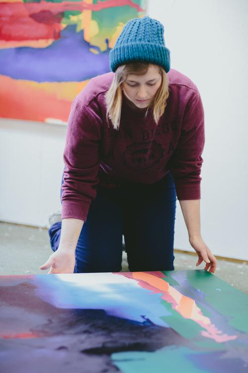 Kathryn Stevens Bristol-based Fine Artist